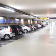 Indoor lot parking on Baywater Drive in Wentworth Point