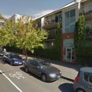 Indoor lot parking on Bedford Street in North Melbourne