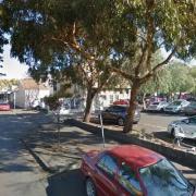 Outdoor lot parking on Belford Street in St Kilda