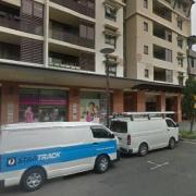 Indoor lot parking on Belgrave St in Kogarah