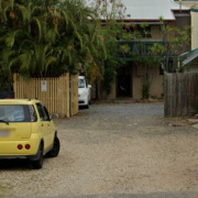 Garage parking on Bell St in Kangaroo Point