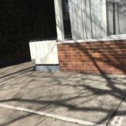 Undercover parking on Bendigo Terrace in Windsor