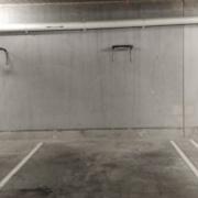 Indoor lot parking on Berkeley Street in Melbourne Victoria
