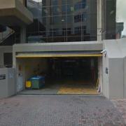 Indoor lot parking on Berry Street in North Sydney