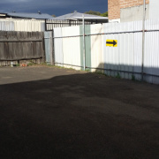 Outdoor lot storage on Hume Highway in Greenacre