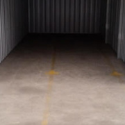 Self-storage Facility parking on