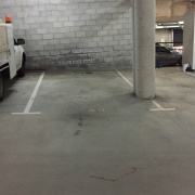 Indoor lot parking on Boundary Street in Spring Hill