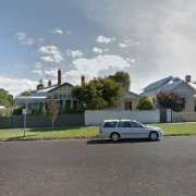 Garage parking on Bourke Crescent in Geelong