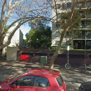 Indoor lot parking on Bourke St in Surry Hills