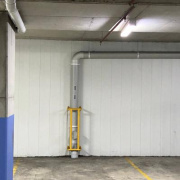 Indoor lot parking on Bowden Street in Meadowbank New South Wales 2114