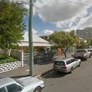 Undercover parking on Bowen Terrace in New Farm