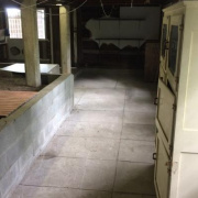 Basement storage on Bower Street in Highgate Hill