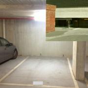 Undercover parking on Bridge Road in Richmond