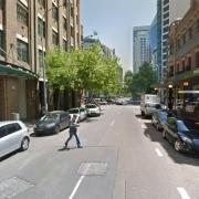 Undercover parking on Brisbane Street in Surry Hills