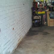 Garage storage on Broome Street in Maroubra