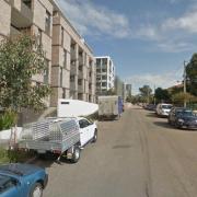 Indoor lot parking on Broughton Street in Parramatta