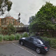 Indoor lot parking on Bulwara Road in Pyrmont