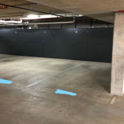 Indoor lot parking on Bunda Street in Canberra