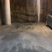Indoor lot parking on Bunn Street in Pyrmont