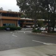 Outside parking on Byfield Street in Macquarie Park