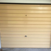 Garage parking on Cambridge Street in Cammeray