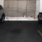 Garage parking on Campbell St in Parramatta