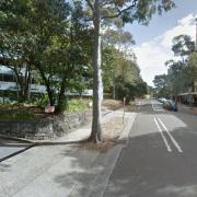 Garage parking on Campbell Street in Parramatta