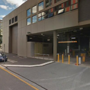 Indoor lot parking on Carriage Street in Bowen Hills