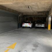 Undercover parking on Cascade Street in Paddington