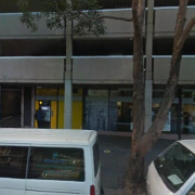 Undercover parking on Castlereagh Street in Sydney