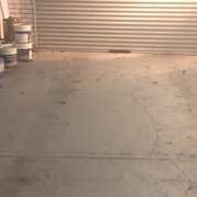 Garage storage on Cecil Ave in Pennant Hills