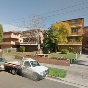 Undercover parking on Central Avenue in Westmead New South Wales 2145