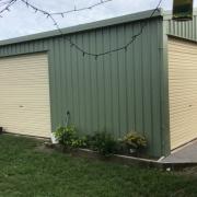 Garage storage on
