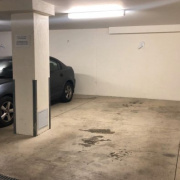 Indoor lot parking on Chapel St in St Kilda