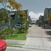 Outdoor lot parking on Chaplin Dr in Lane Cove West