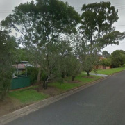 Garage parking on Charles St in Baulkham Hills