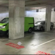 Undercover parking on Charlotte St in Brisbane City