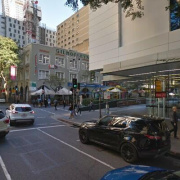 Undercover parking on Charlotte Street in Brisbane City