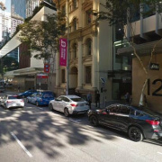 Indoor lot parking on Charlotte Street in Brisbane City