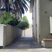 Outdoor lot parking on Charnwood Road in St Kilda Victoria 3182