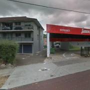 Driveway parking on Church St in North Parramatta