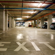Garage parking on City Rd in Southbank