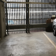 Indoor lot parking on Fawkner Street in Southbank