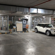 Indoor lot parking on Claremont St in South Yarra