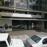 Indoor lot parking on Clarendon Street in Southbank