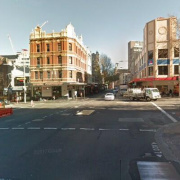 Undercover parking on Cnr Goulburn and George street in Sydney central