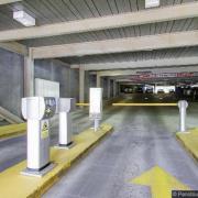 Indoor lot parking on Coglin Street in Adelaide
