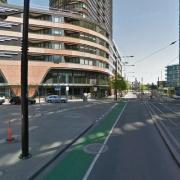 Indoor lot parking on Collins St in Docklands