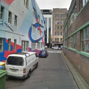 Indoor lot parking on Commonwealth St in Surry Hills