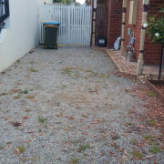 Outside storage on Conquest Drive in Werribee